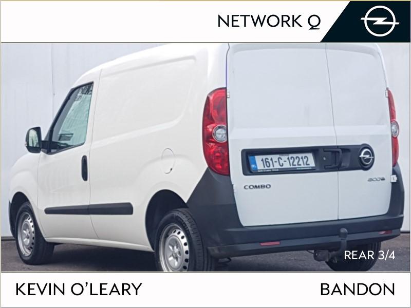 b4598bd8a854c0 Opel Opel Combo L1H1 2000 BASE 1.3CDTI SWB