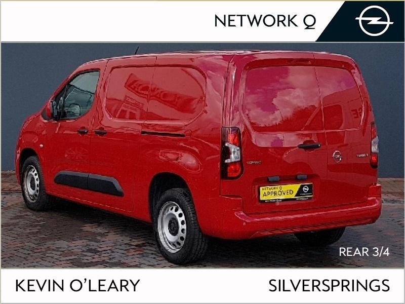 229682d589095c Opel Opel Combo CARGO SPORTIVE 1.5 102PS  PRICE EX VAT